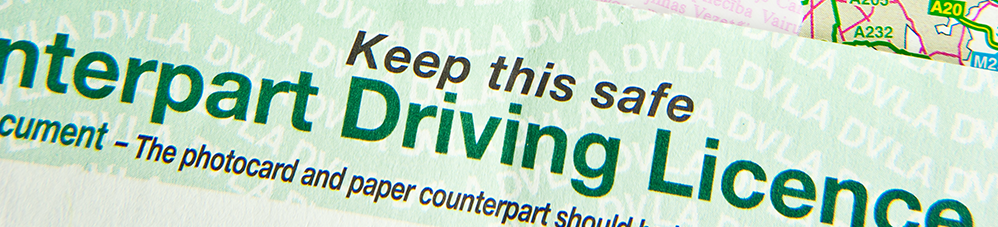 No more counterpart driving licence… date confirmed for abolition