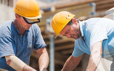 VAT: New accounting procedures for builders • 1st October 2019